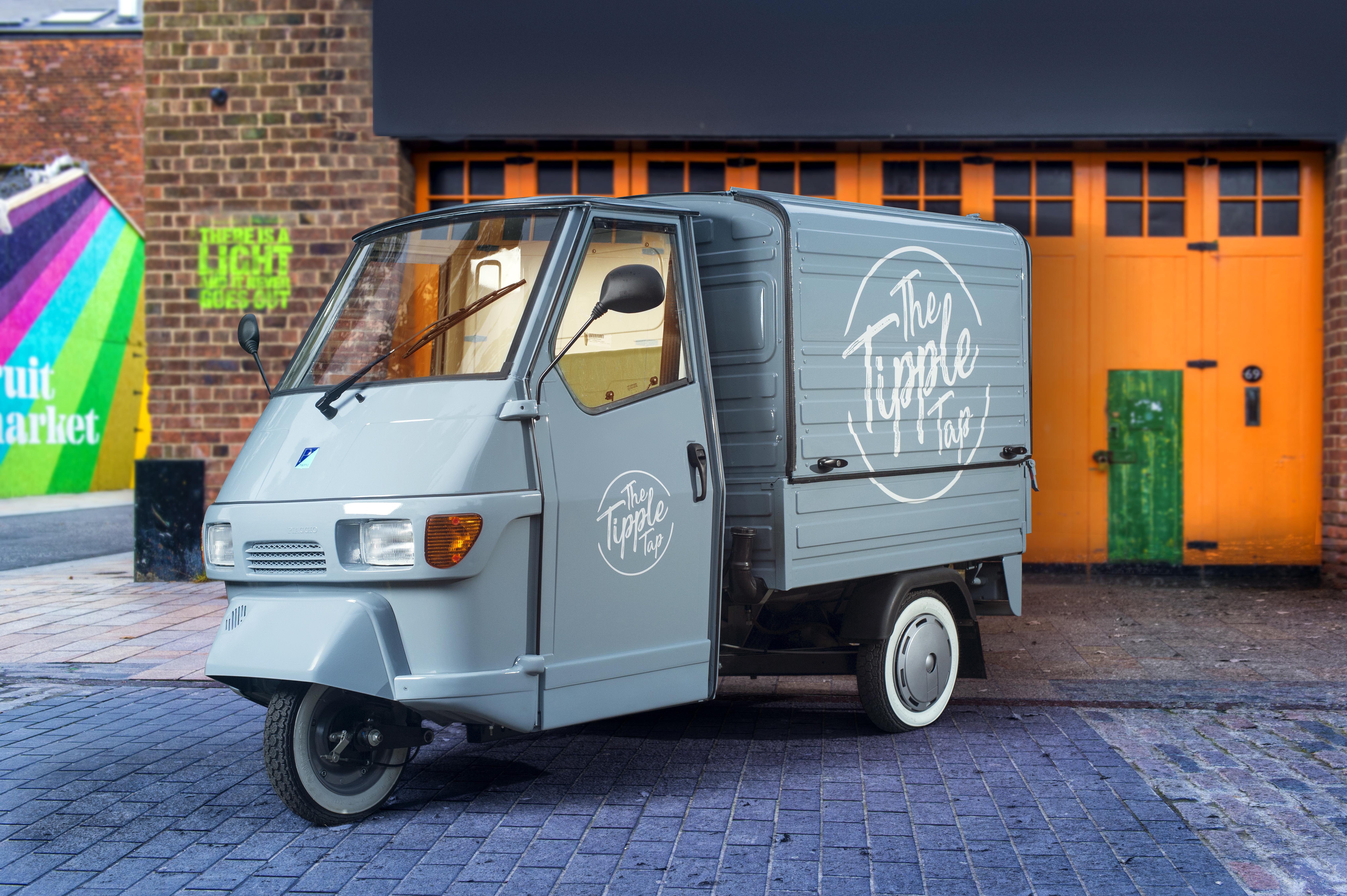 Prosecco Mobile Cart