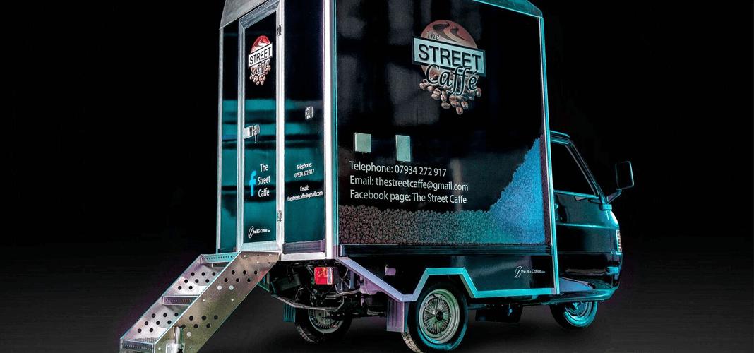 Piaggio Ape Truck