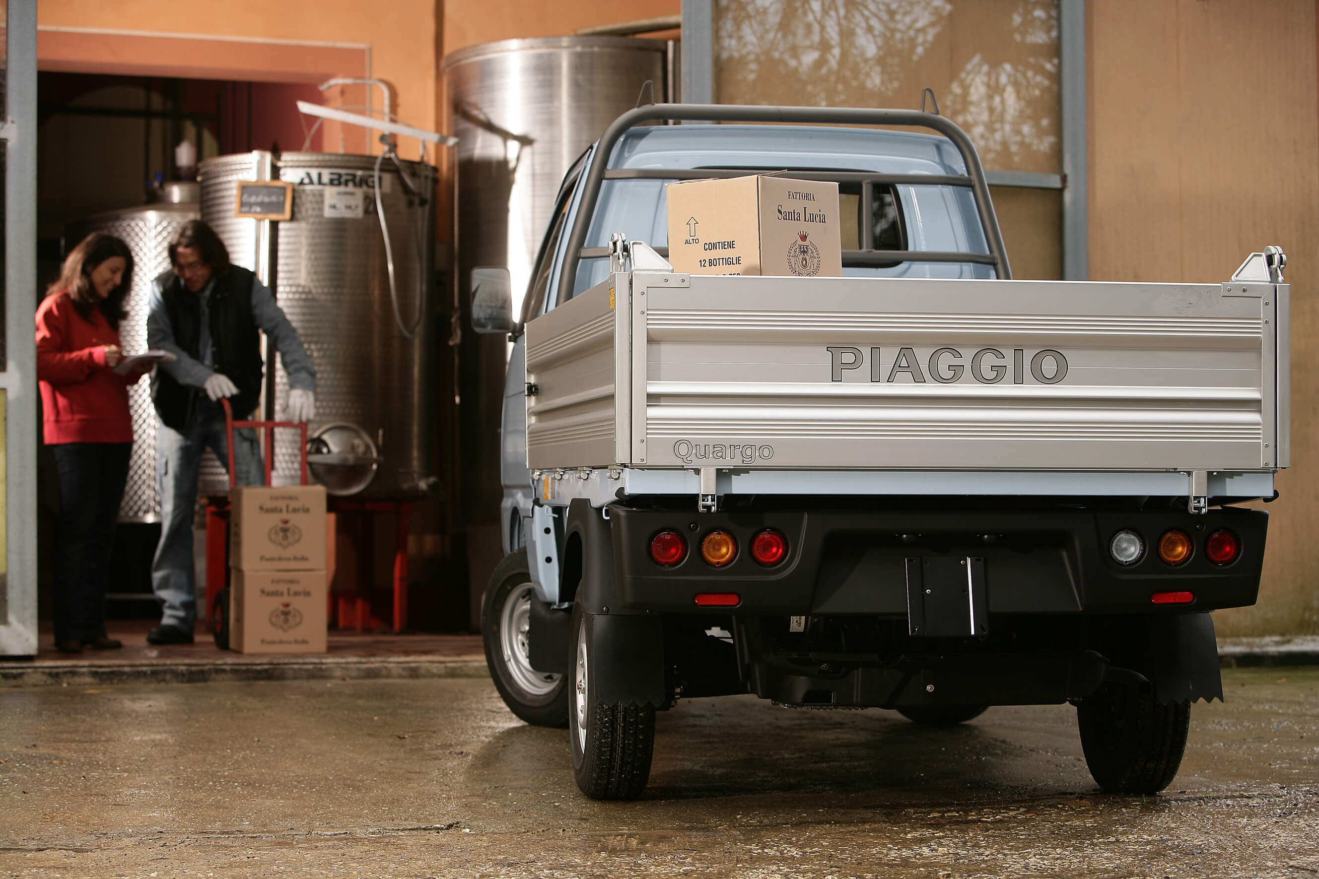 Piaggio Commercial Vehicle