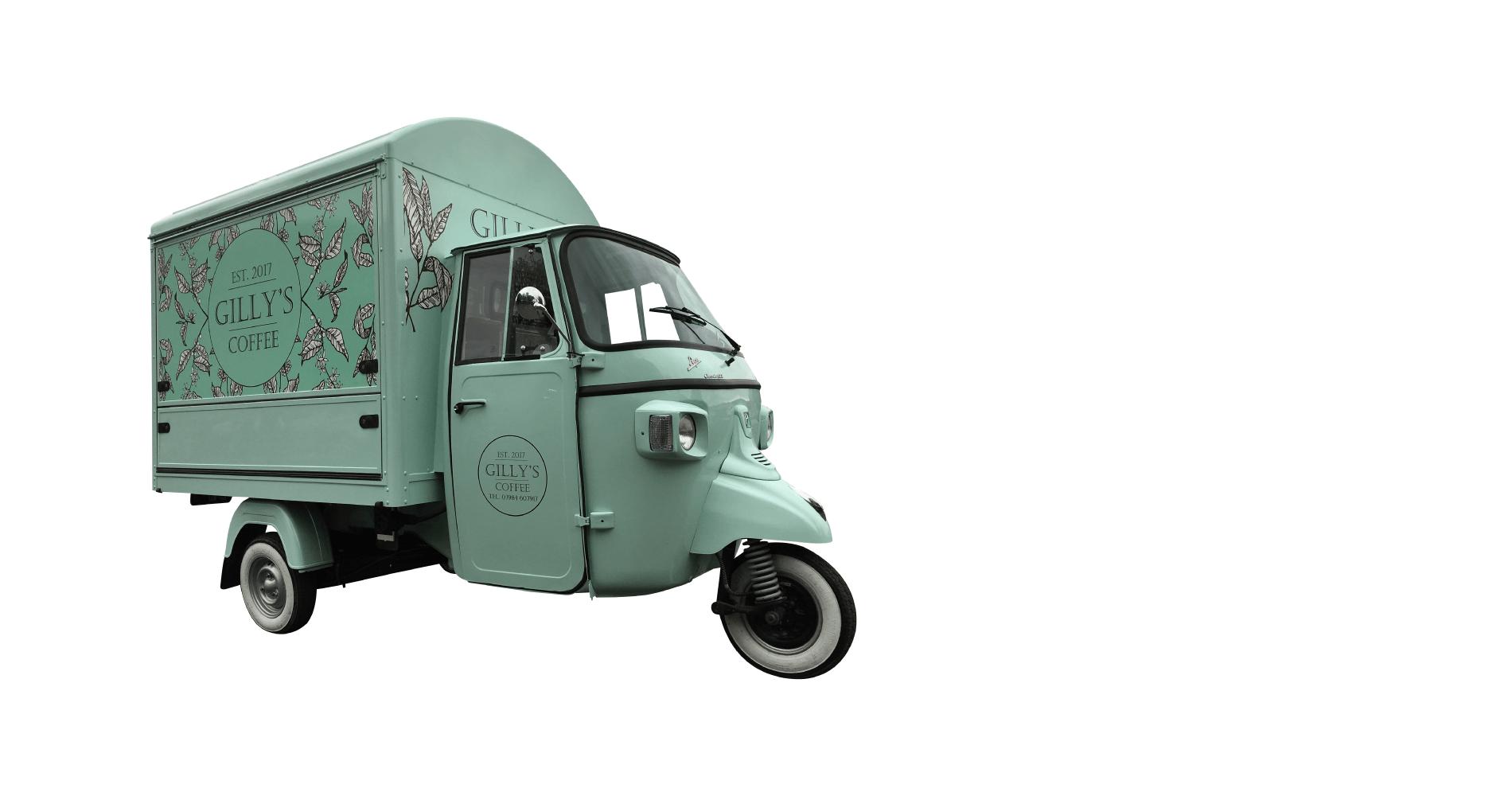 Ape Coffee Vehicle