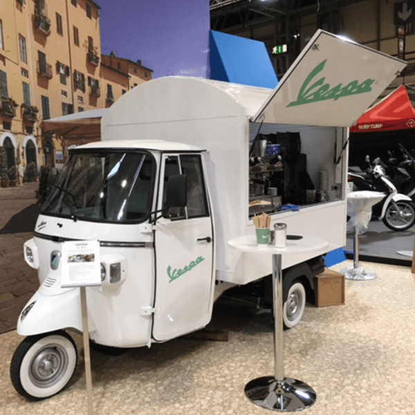 Mobile Coffee Event Vehicle