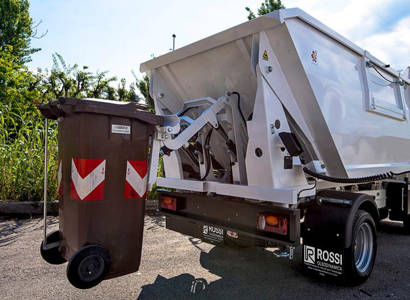 piaggio refuse truck