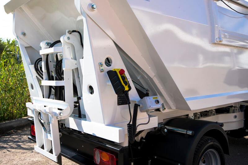 piaggio waste management vehicles