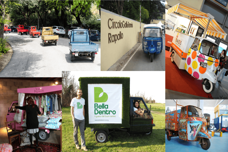 Piaggio Ape Stories