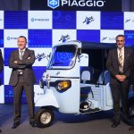 electric vans - piaggio ape electric