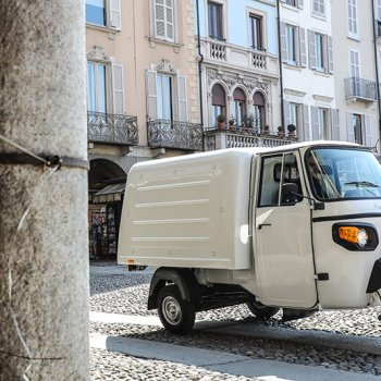 piaggio ape and porter vehicles
