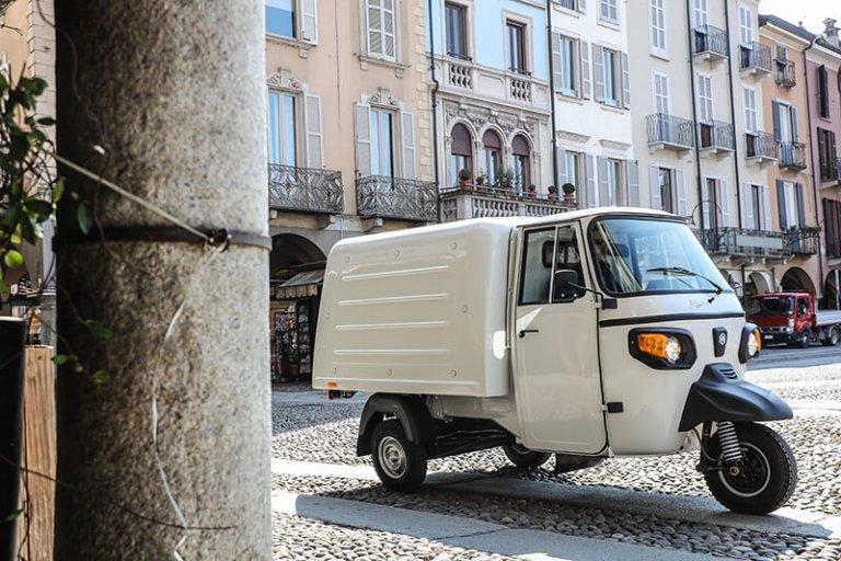 piaggio ape and porter vehicles