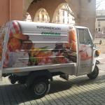 piaggio ape classic van
